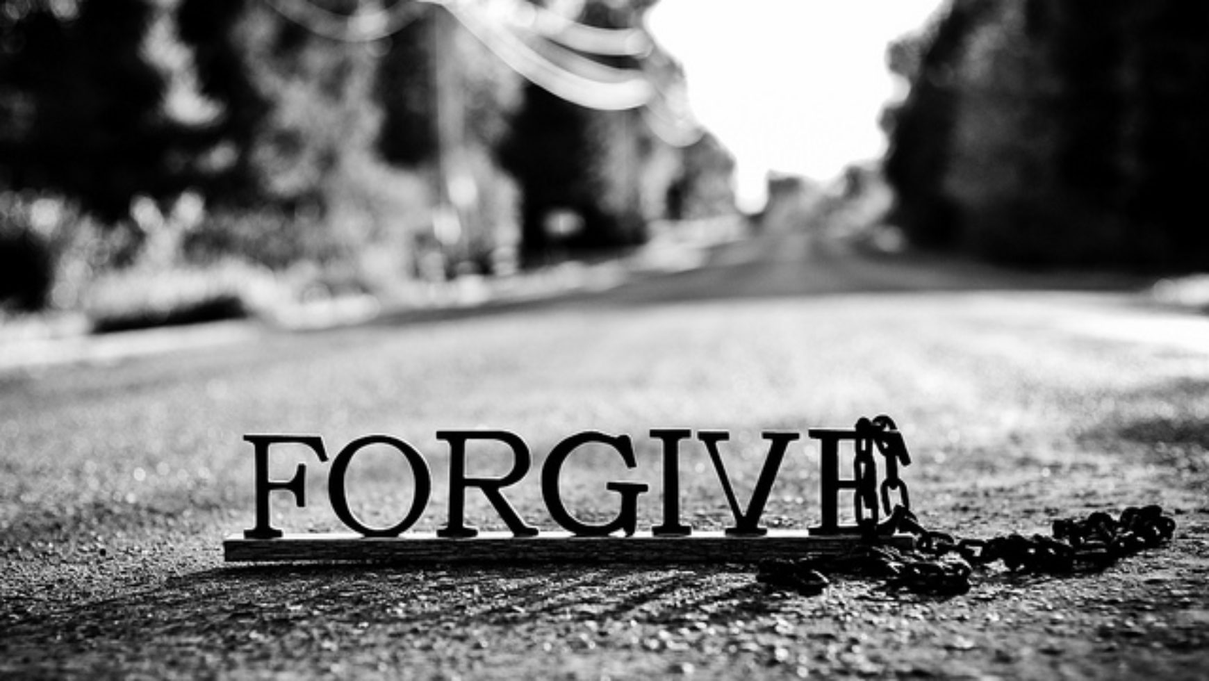 Forgiveness: An Act and a Process